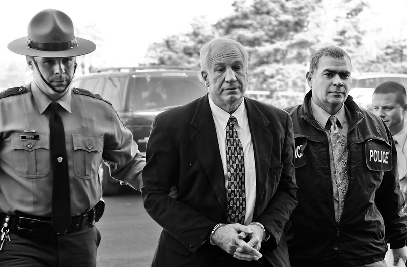 Eight Days in November: The Jerry Sandusky Scandal