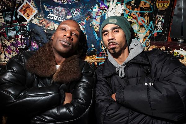 Mr Rocket & Dj Kozi / The Big Party / Le Batofar, Paris, 2013