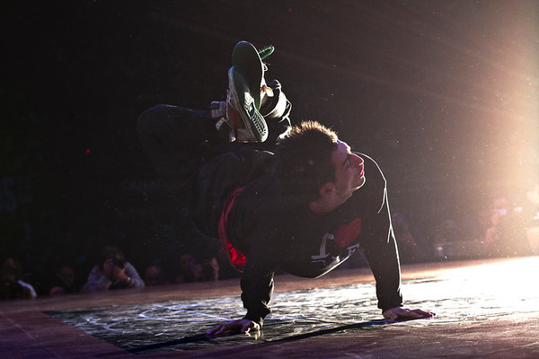 Scorpion / Juste Debout / Bercy, Paris, 2010
