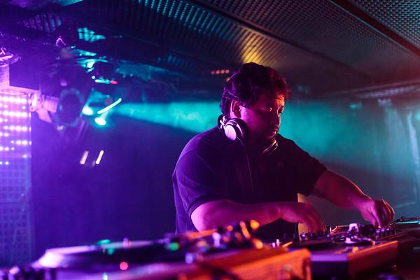 Jimmy Jay / The Big Party / Le Batofar, Paris, 2013