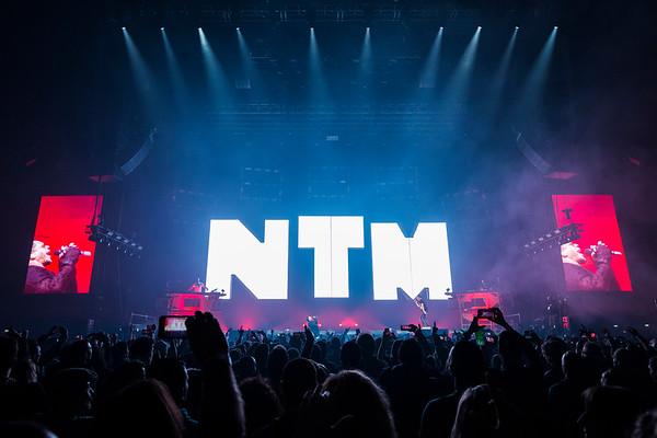 NTM / Bercy, Paris 2018