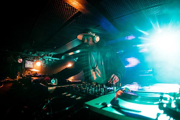Dj Clyde / The Big Party / Le Batofar, Paris, 2013