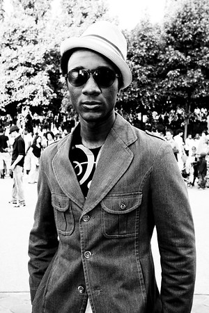 Aloe Blacc / Only The Brave Block Party / Stalingrad, Paris, 2010