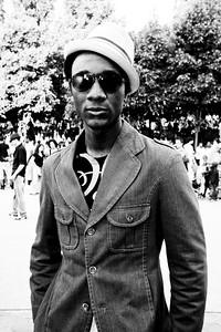 Aloe Blacc / Only The Brave Block Party / Stalingrad, Paris, 2010