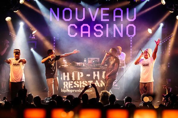 Clear Soul Forces / Nouveau Casino, Paris, 2013