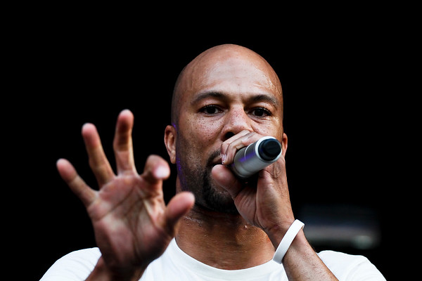 Common / Only The Brave Block Party / Stalingrad, Paris, 2010