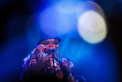 Lauryn Hill / 20 years of The Miseducation of Lauryn Hill / Bercy, Paris, 2018