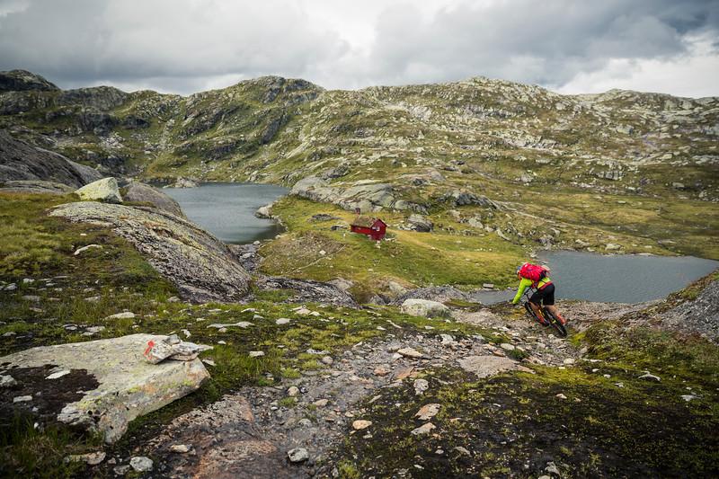 Tvinnestølen Hut / Voss, Norway