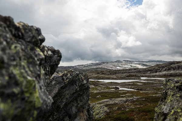 Old Glacier / Voss, Norway