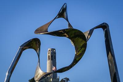 coit sculpture
