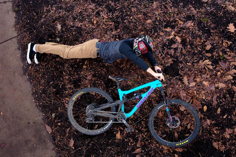 Anti-Gravity Bikes - Justin Hartney