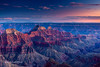 The Temples and Bright Angel Canyon