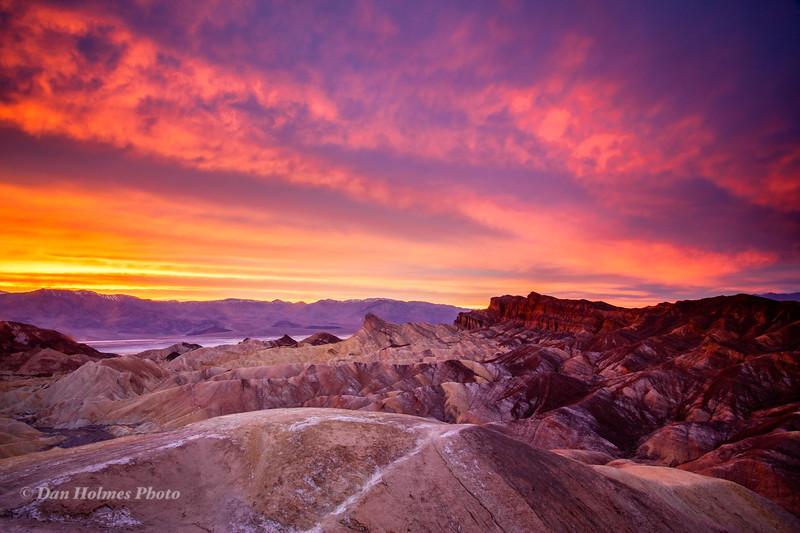 Death Valley Blaze