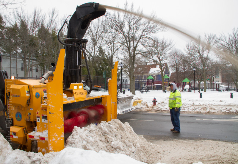 Make sure to thank a DPW crew next time you see them!