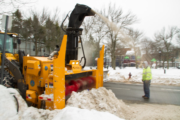 Cleared roads for all!