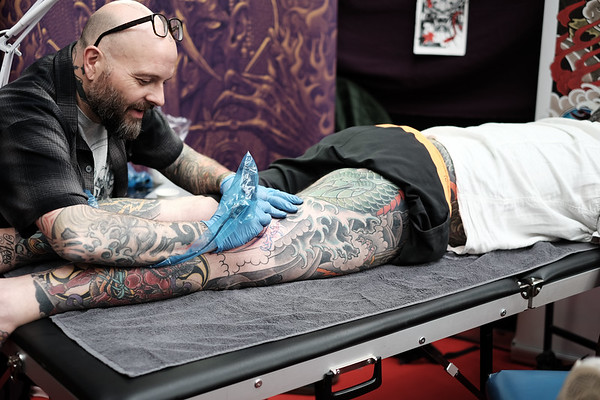 Brussels Tattoo Convention 2017