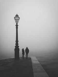venezia: city of fog