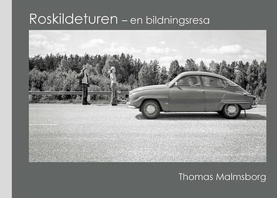 Roskildeturen omslag – framsida