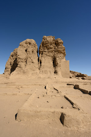 The Western Defuffa, Kerma