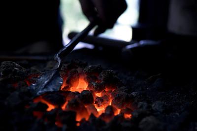 Bottega del ferro Efesto - Todi, Italy
