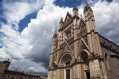 Orvieto Cathedral - Orvieto, Italy