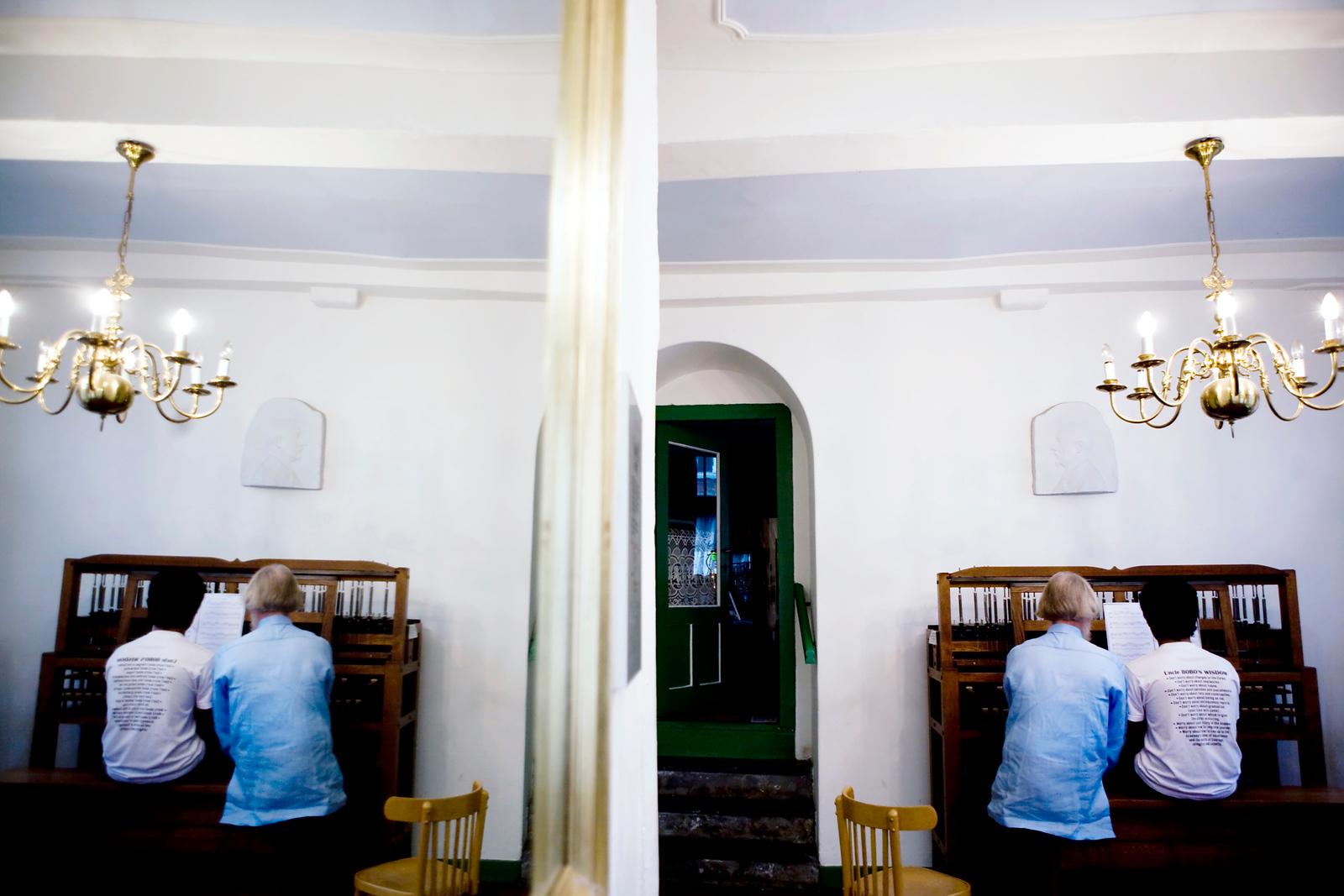 carillon single lesson with Jo Haazen