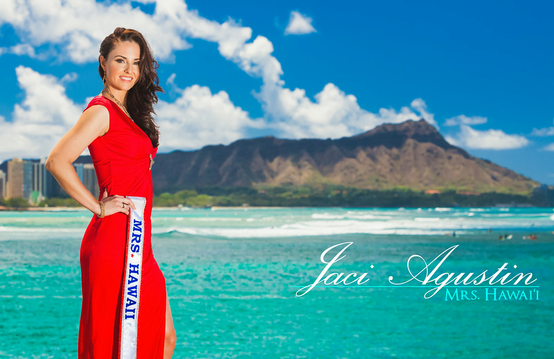 Jaci Agustin, Mrs. Hawaii 2013