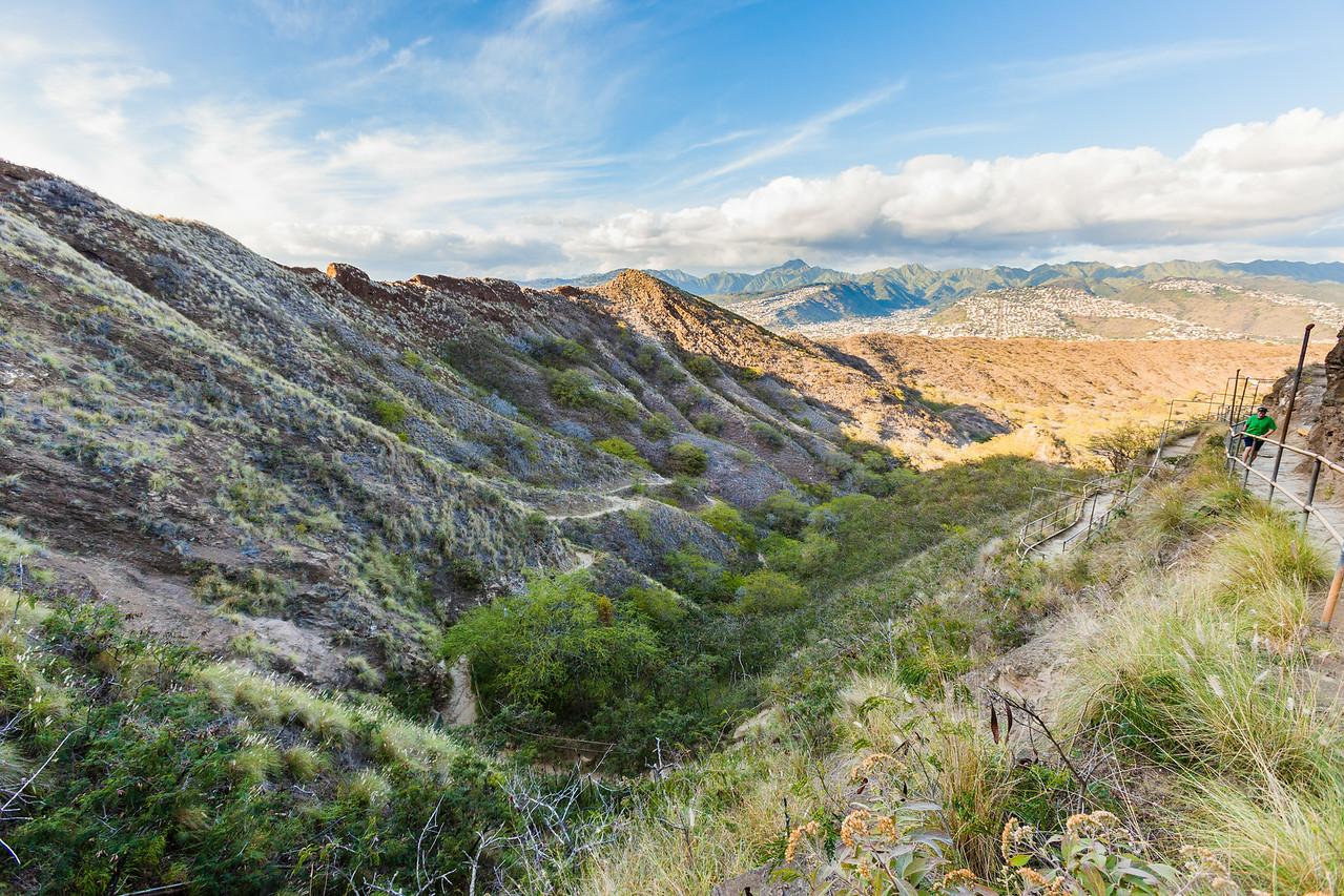 Diamond Head Trail