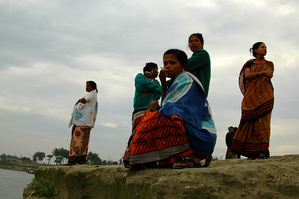 Life in a Brothel, Bangladesh.