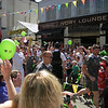 Olympics Torch Relay passes through Sutton