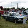 Odiham Fire Show 2009<br /> Rover 3500 V8 police car.