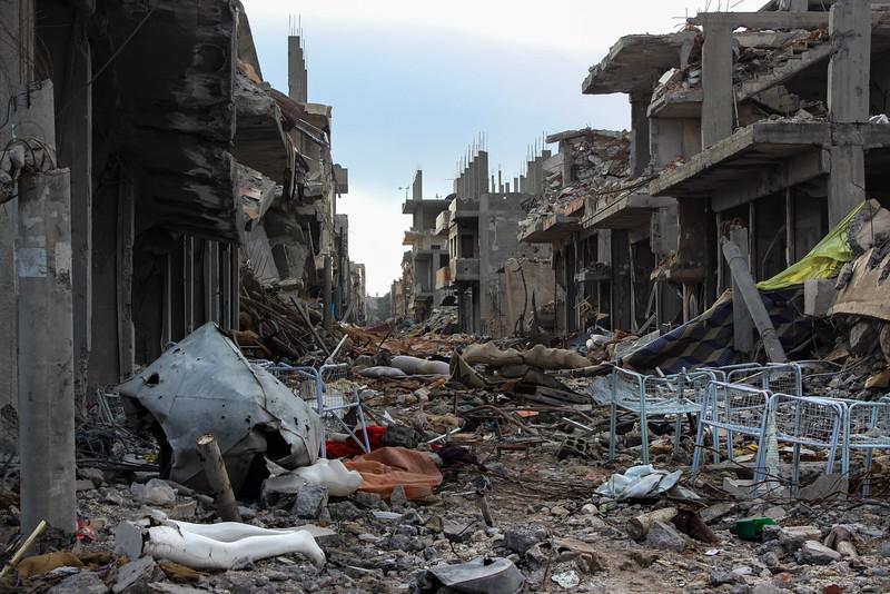 Koabane (Ayn Al Arab), Rojava canton - Syria