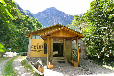 """A short  25 min. walk out of town towards Machu Picchu is the """"Machu Picchu Museum."""" If you are looking for a more in-depth understanding of the ruins and are up for a relaxing walk, the museum is open from 9 a.m.–4:30p.m. daily for a slightly overpriced $6.50 USD ."""