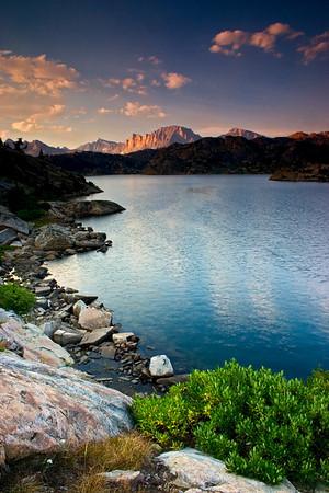 Seneca Lake, Wind River Range