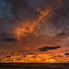 Sunrise<br /> Bolivar Flats, TX - Oct. 2013