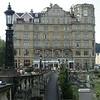 Bath Spa, near the Abbey