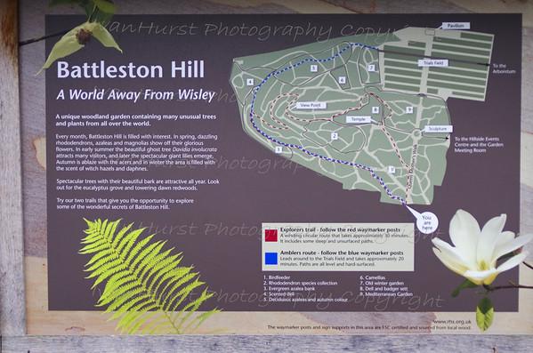 RHS Wisley - Battleston Hill