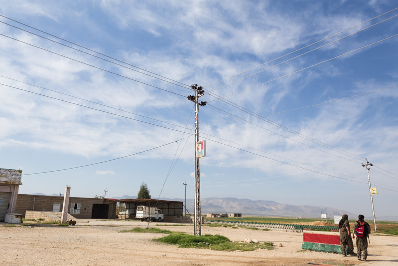 Khanasor, Shingal region, Iraq
