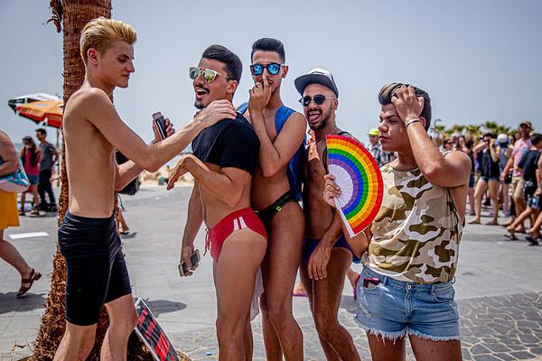 Tel Aviv Pride 2016