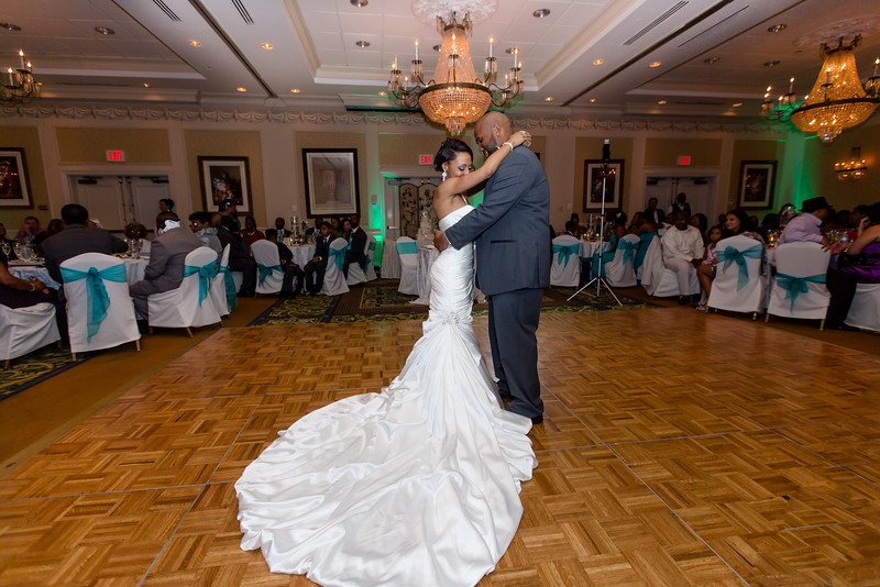 Dancing with my Husband!