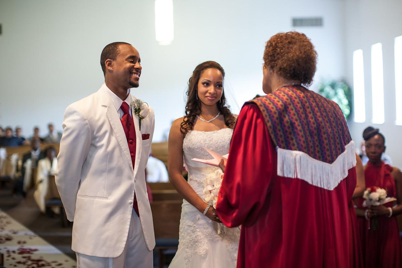 The Ceremony!