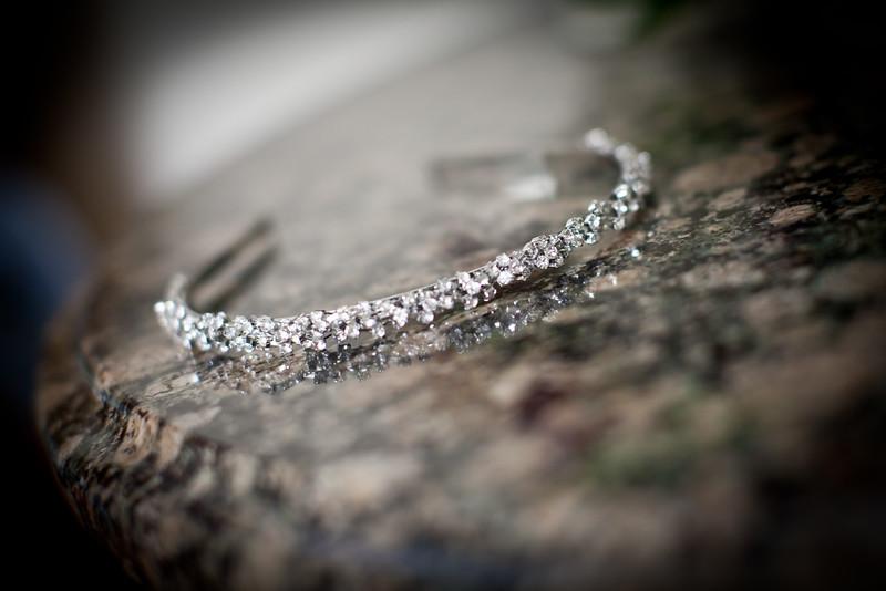 Her bracelet!