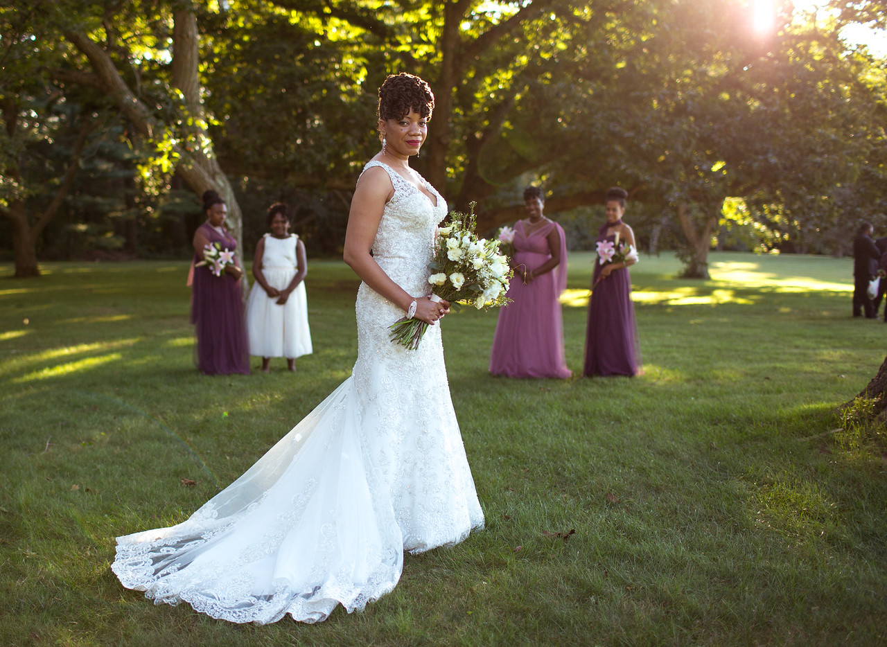 The Bridesmaids!