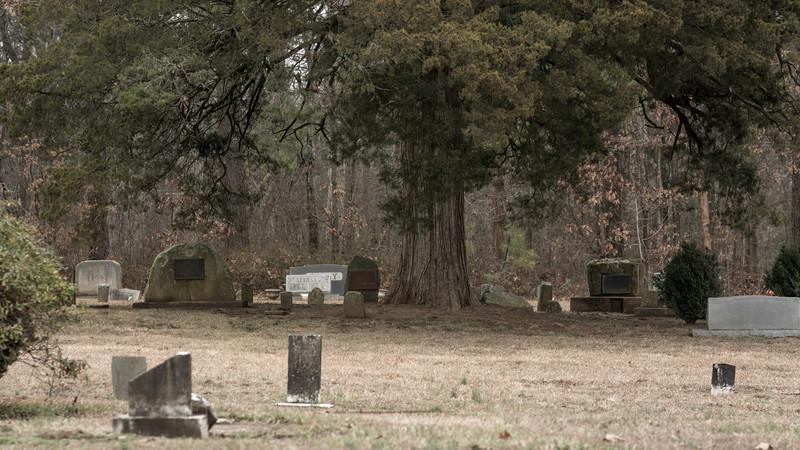 County Church Graveyard