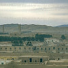 Minarets of Herat, and hills, from Herat Fortress