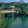 Bridge over the River Salzach