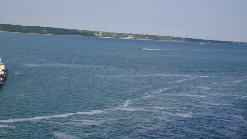 Cunard cruise ship Queen Victoria