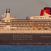 Queen Mary 2 parts company