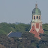The chapel tower of Netley Hospital
