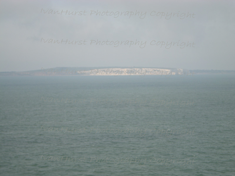 Culver Down<br /> The white cliffs at Culver Down on the Isle of Wight
